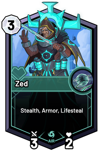 Zed -