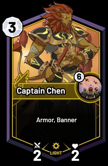 Captain Chen -