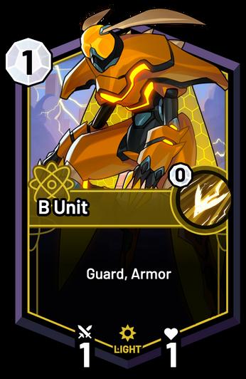 B Unit -