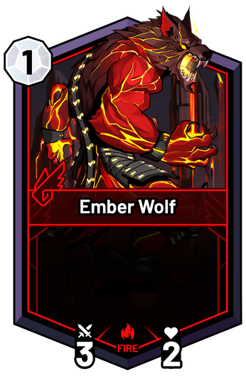 Ember Wolf -
