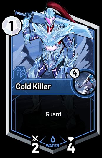 Cold Killer -