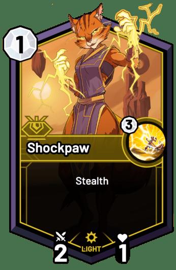Shockpaw -