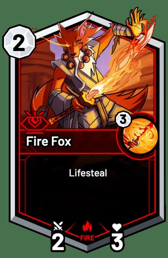 Fire Fox -