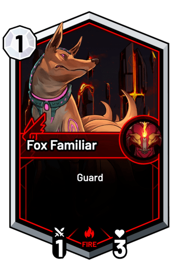 Fox Familiar -
