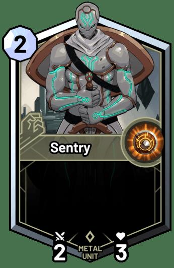 Sentry -