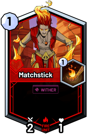 Matchstick -