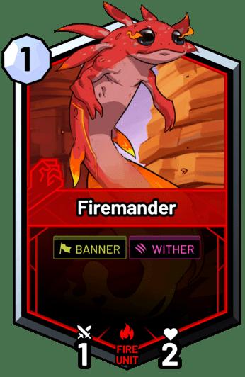 Firemander -