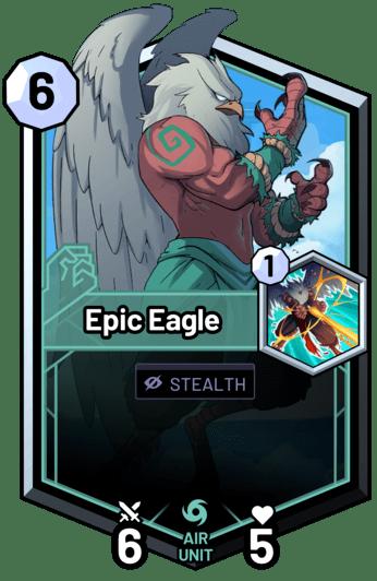 Epic Eagle -