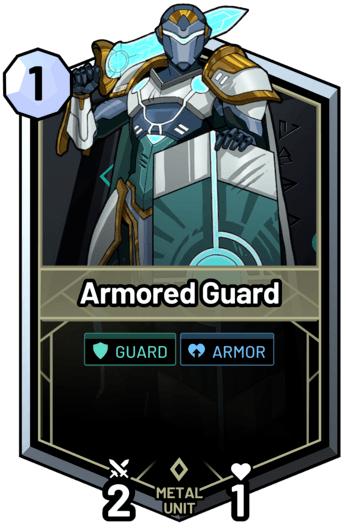 Armored Guard -