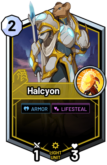 Halcyon -